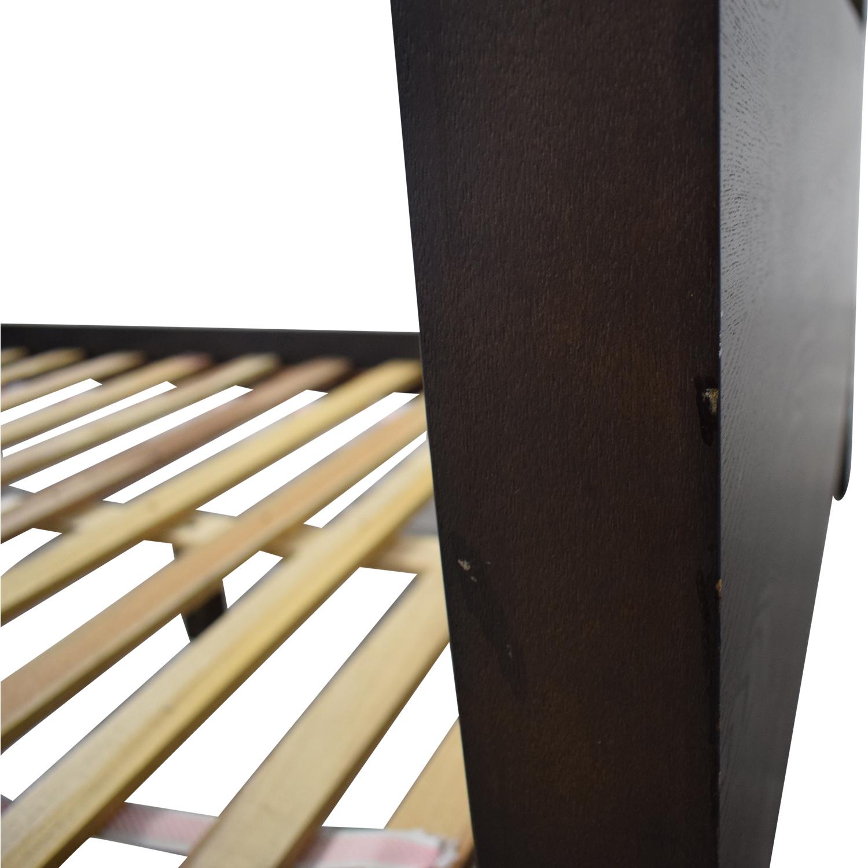West Elm Full Platform Bed Frame / Bed Frames
