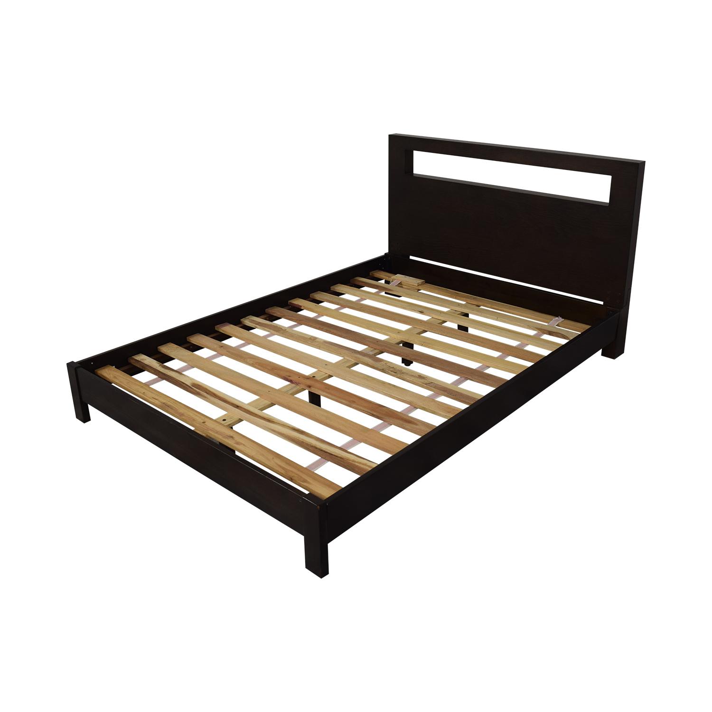West Elm West Elm Full Platform Bed Frame on sale