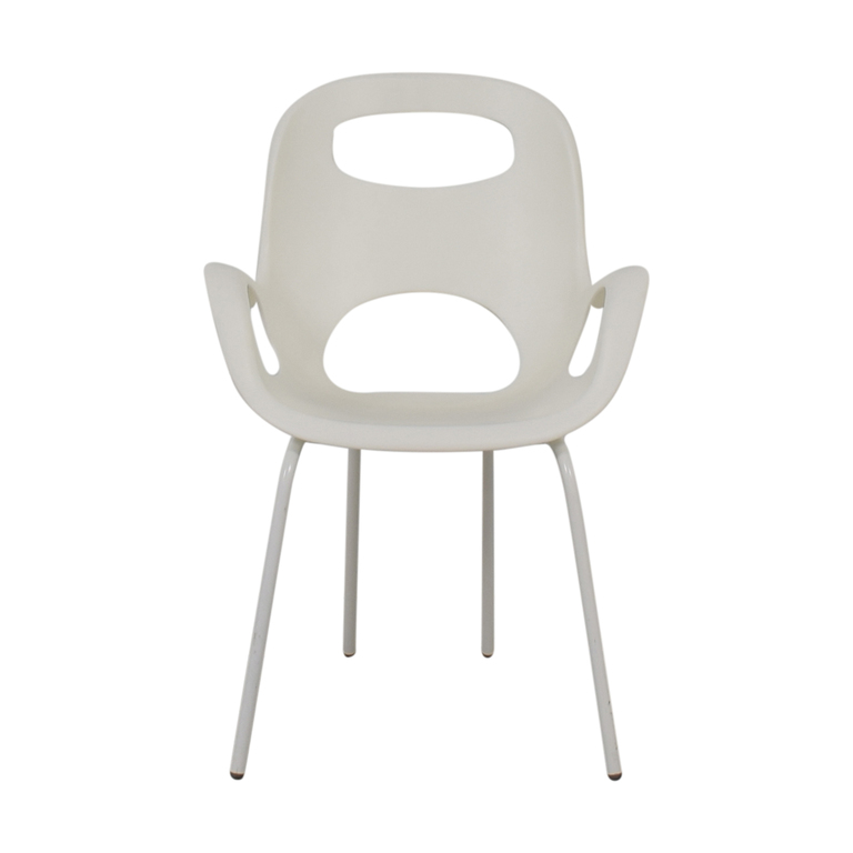 shop Umbra White Chair Umbra