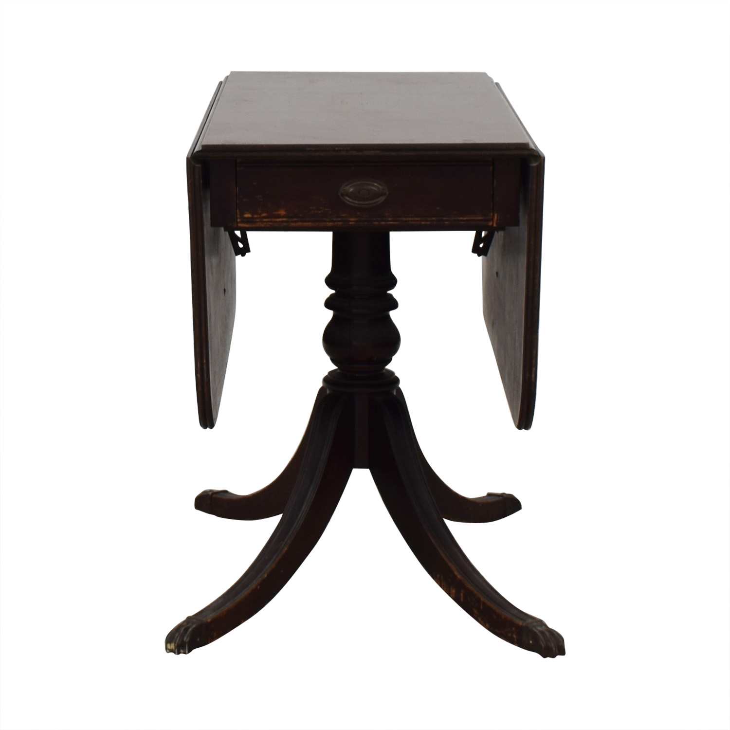 Brandt Vintage Drop-Leaf Dining Table / Dinner Tables