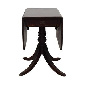 Brandt Vintage Drop-Leaf Dining Table sale