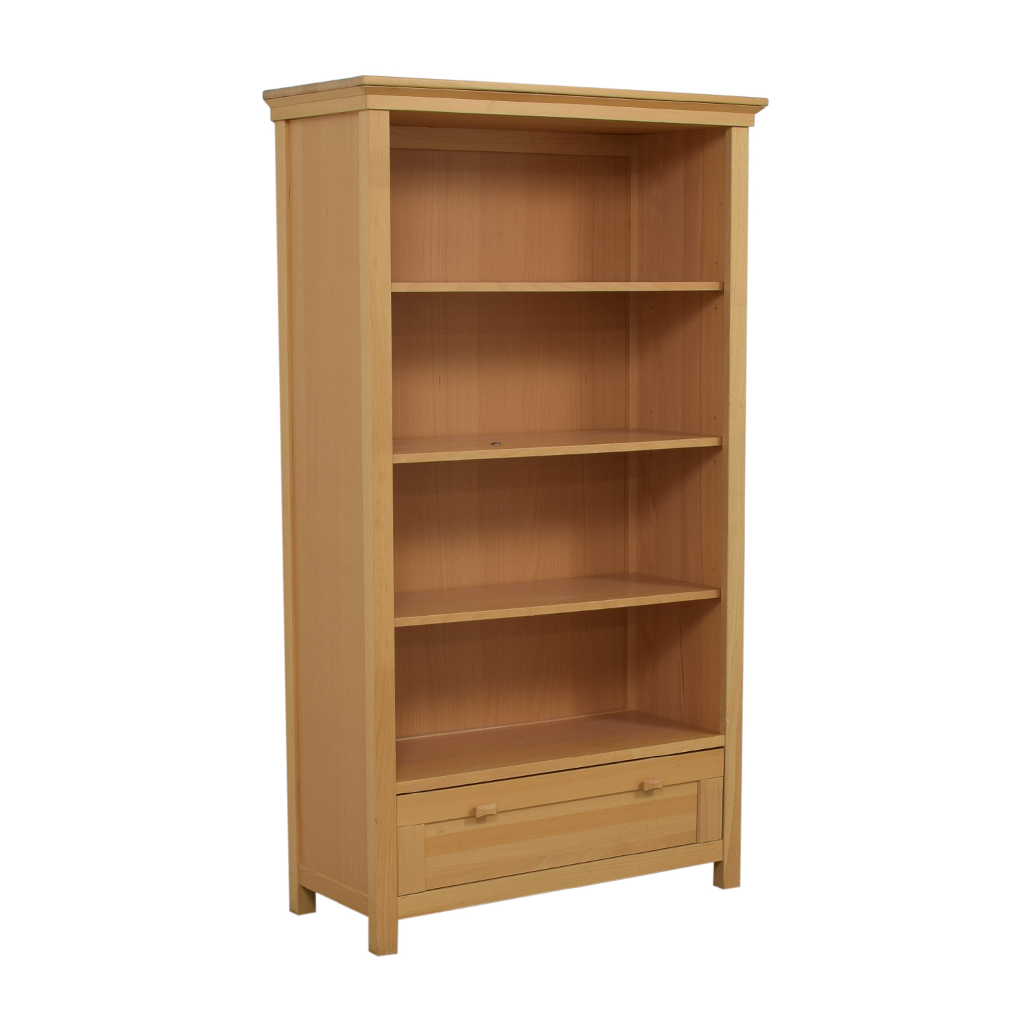 Romina Romina Single Drawer Wood Bookcase dimensions