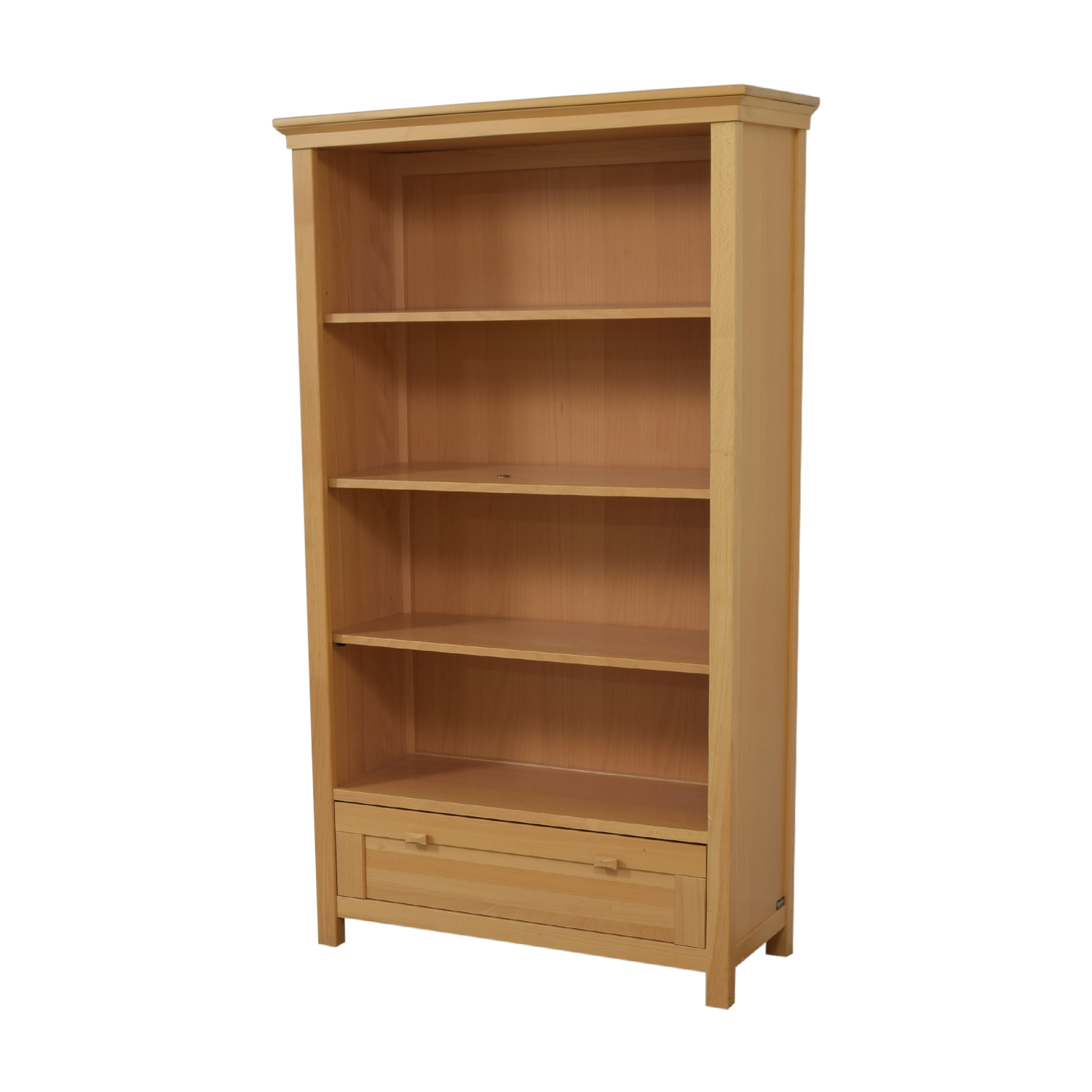 Romina Romina Single Drawer Wood Bookcase on sale