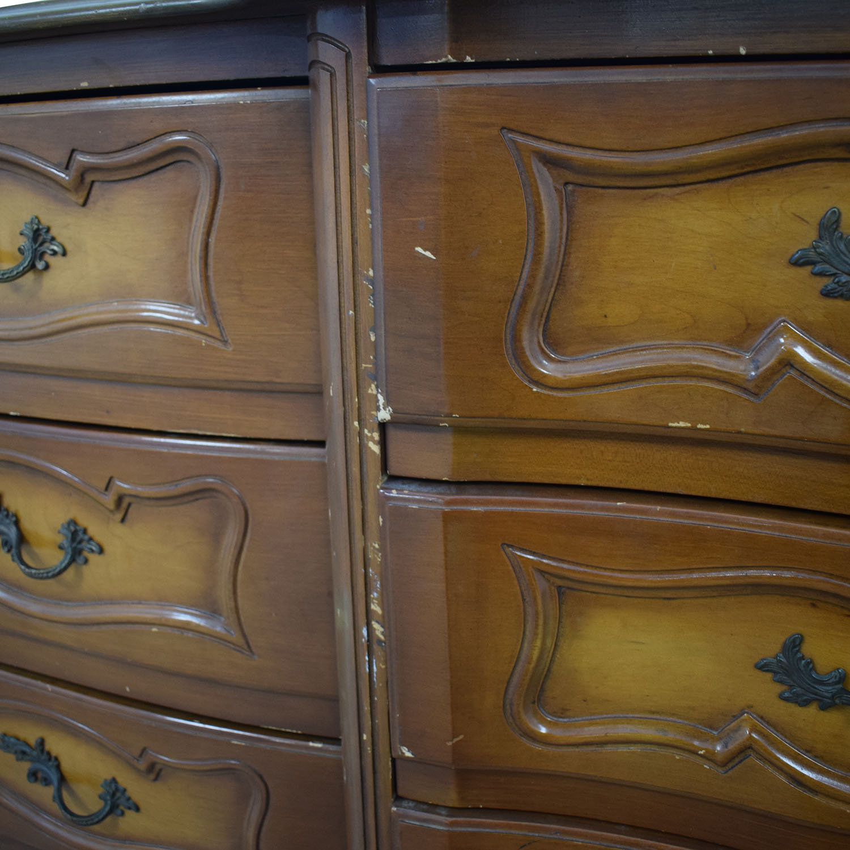 Vanleigh Dresser brown