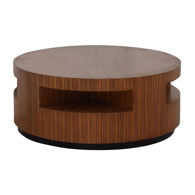 shop Steve Silver Co Orbit Coffee Table with Storage Steve Silver Co