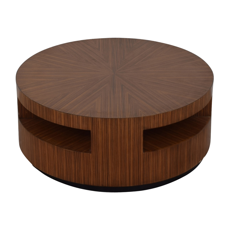 Steve Silver Co Steve Silver Co Orbit Coffee Table with Storage on sale