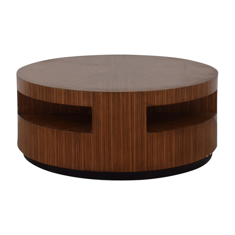 Steve Silver Co Steve Silver Co Orbit Coffee Table with Storage second hand