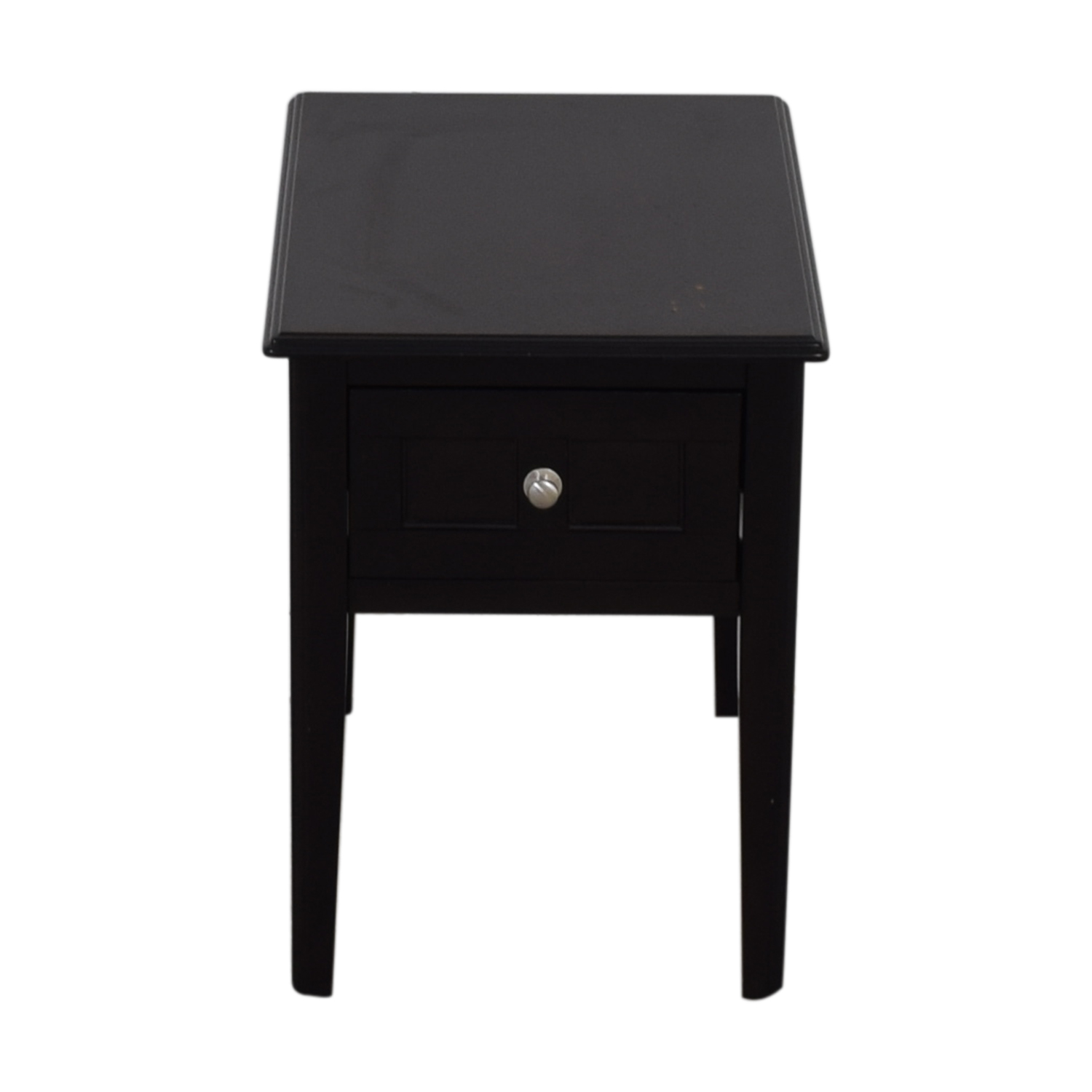 buy Ashley Furniture Ashley Furniture Black Single Drawer End Table online