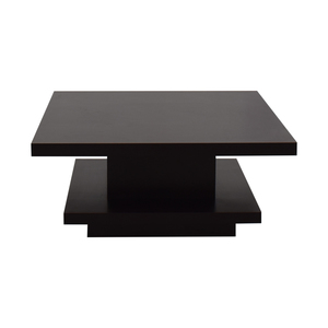 Black Coffee Table second hand