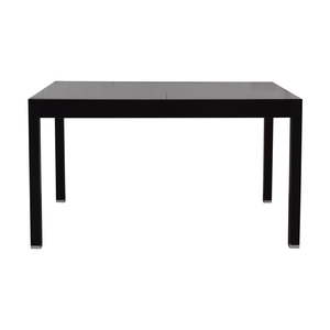 BoConcept BoConcept Black Extendable Dining Table for sale