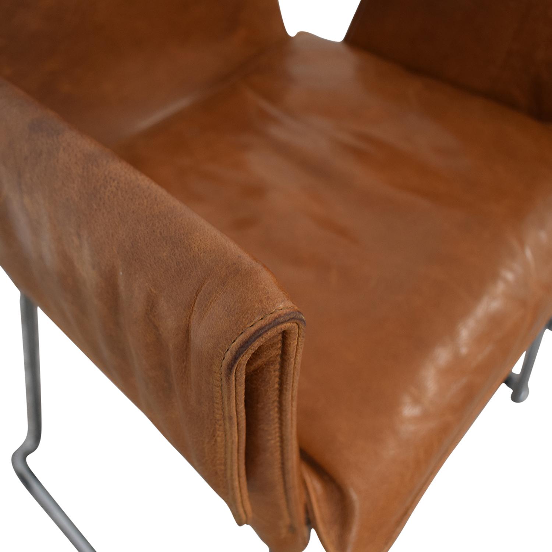 shop Karl-Friedrich Förster Design Karl-Friedrich Förster Design Mexico Cognac Dining Chairs online