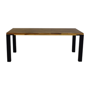 Wood Dining Table / Tables