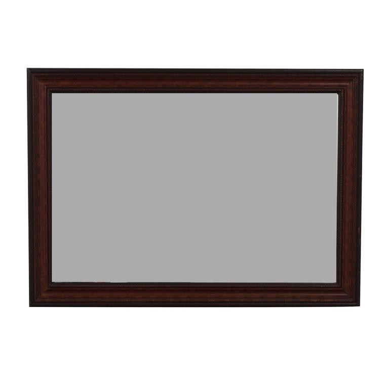 buy  Wood Framed Wall Mirror online