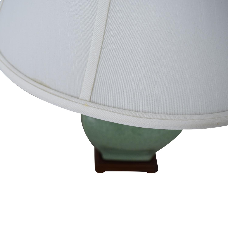 Green Ceramic Lamp Lamps