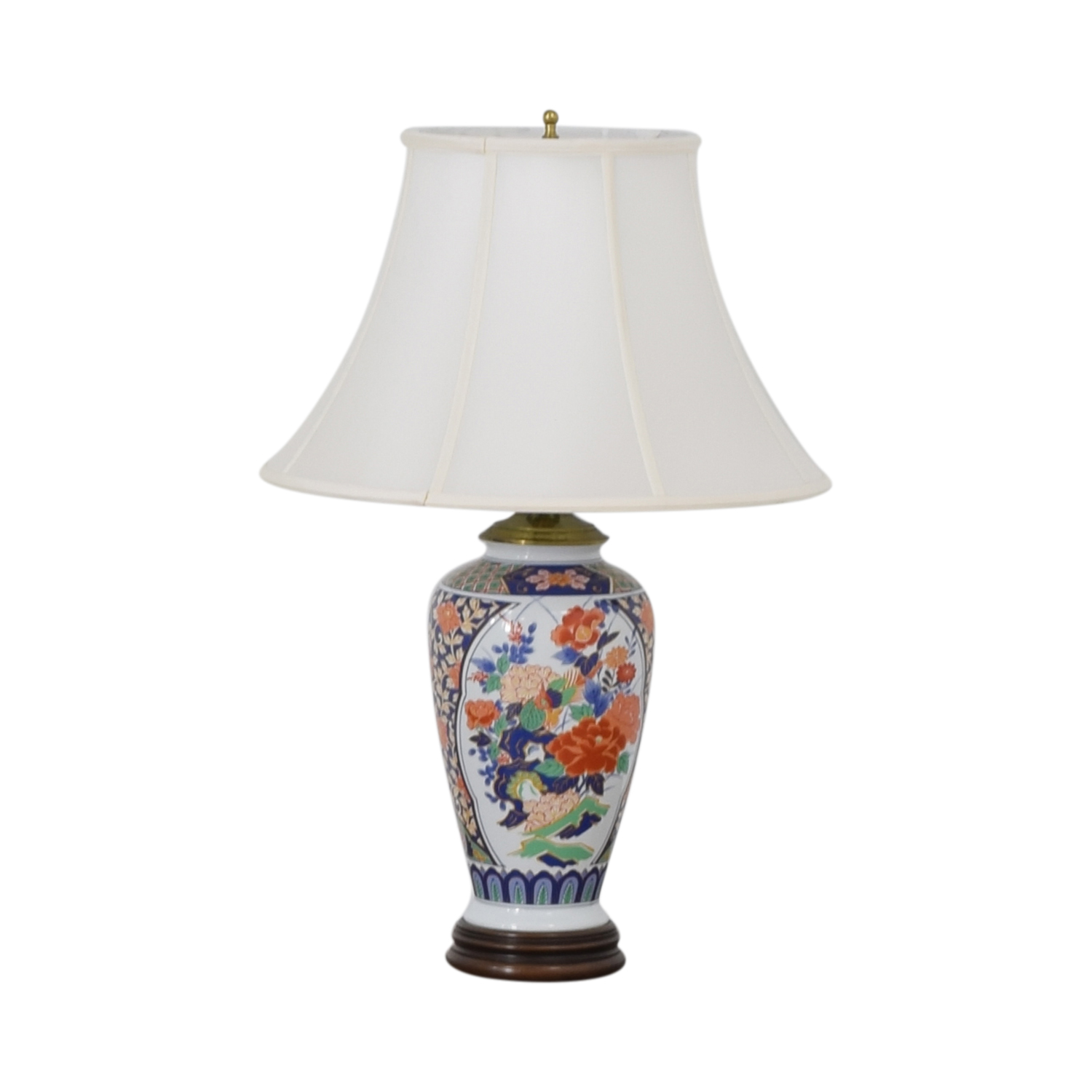 buy Japanese Imari Porcelain Table Lamp