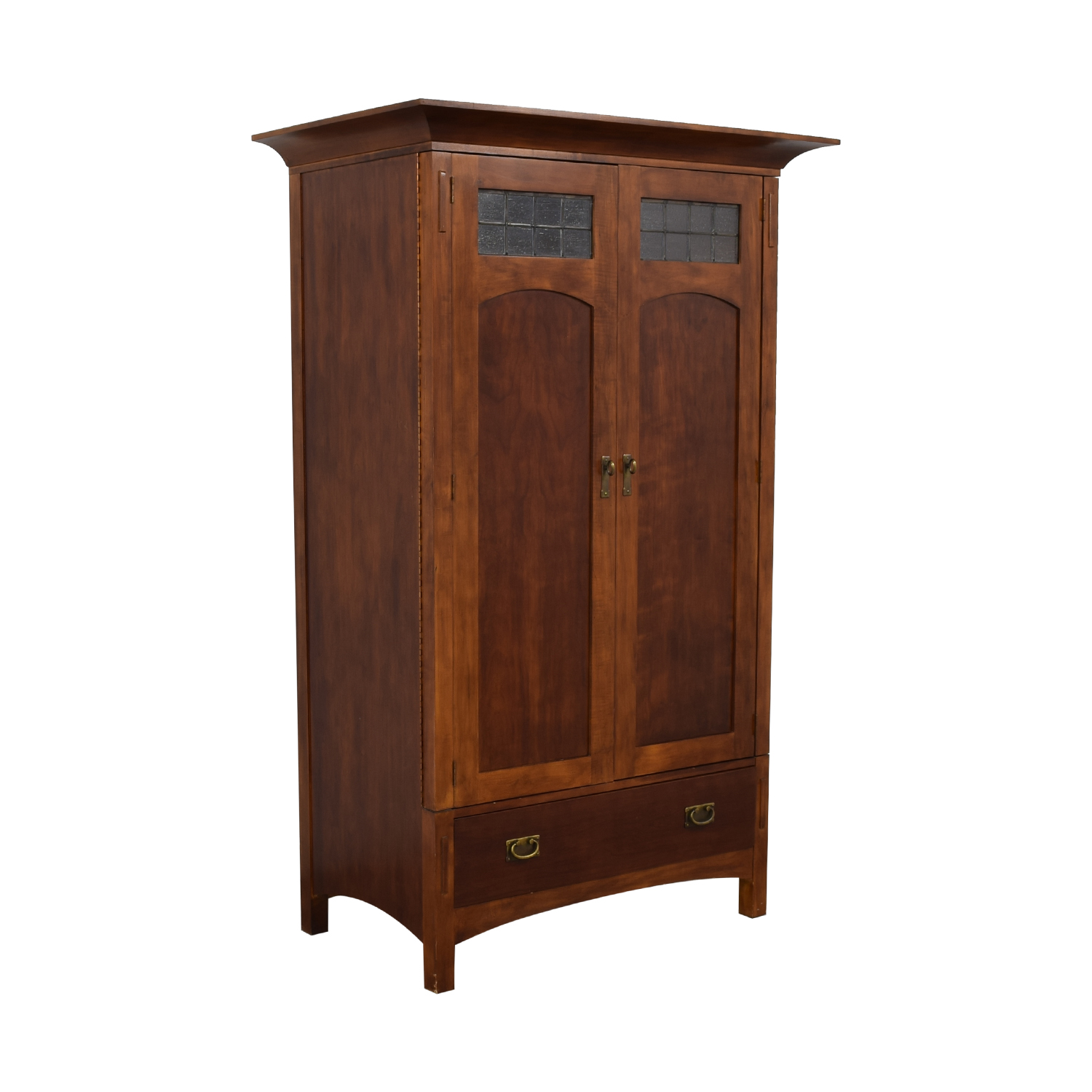 Mission Style Armoire / Storage