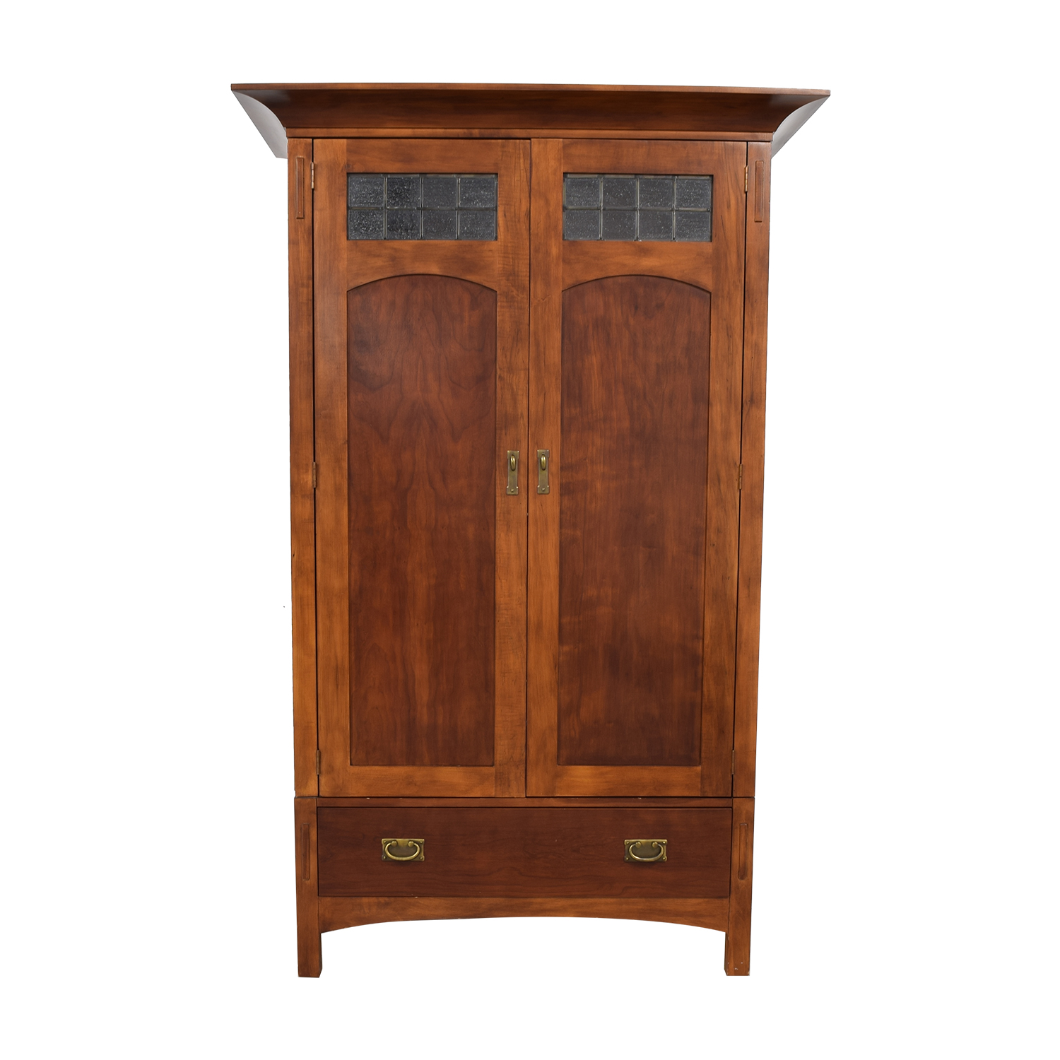 Mission Style Armoire dimensions