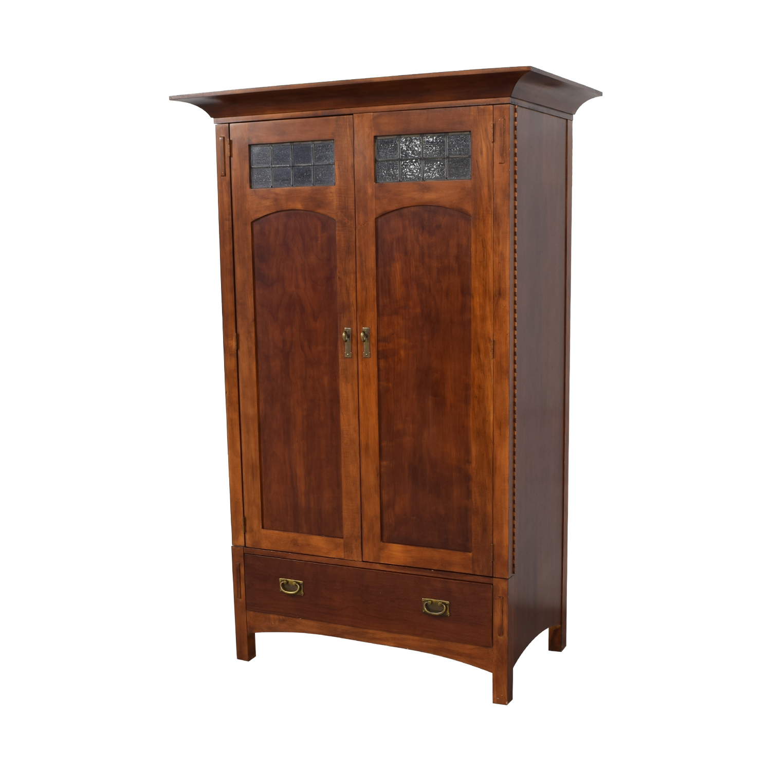 Mission Style Armoire Wardrobes & Armoires