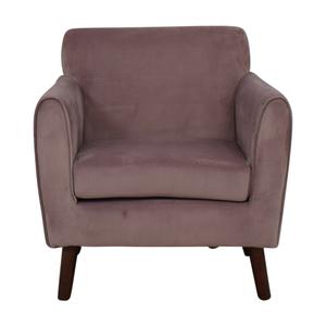 Brylane Home Brylane Home Purple Accent Chair nj