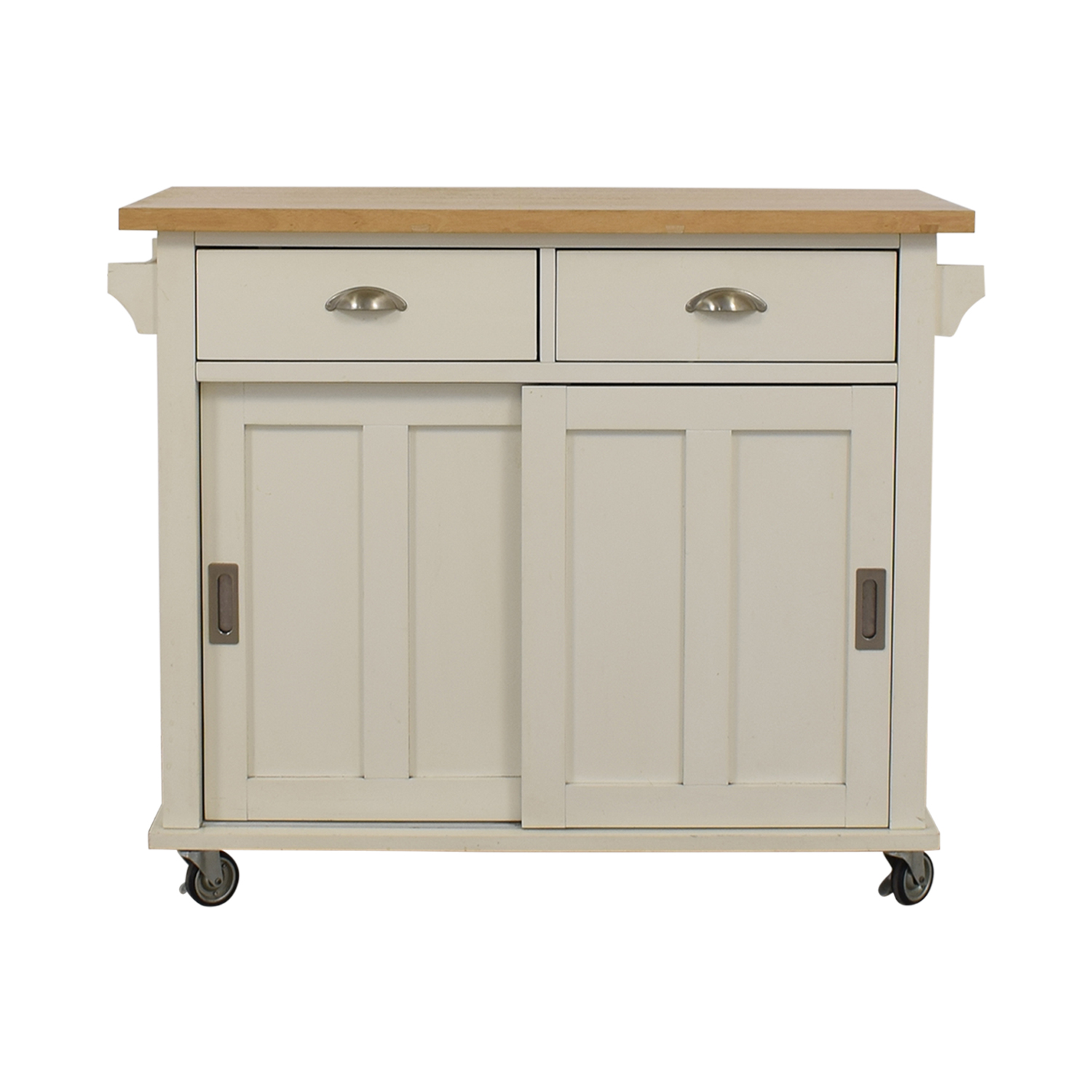 Crate & Barrel Crate & Barrel Belmont White