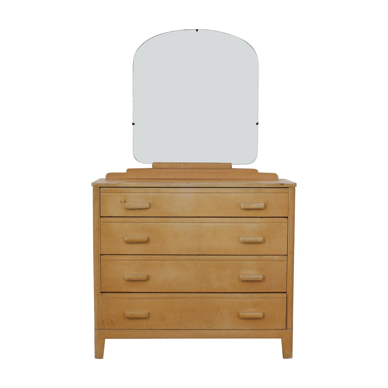 buy Art Deco Four-Drawer Dresser