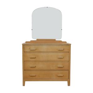 Art Deco Four-Drawer Dresser used