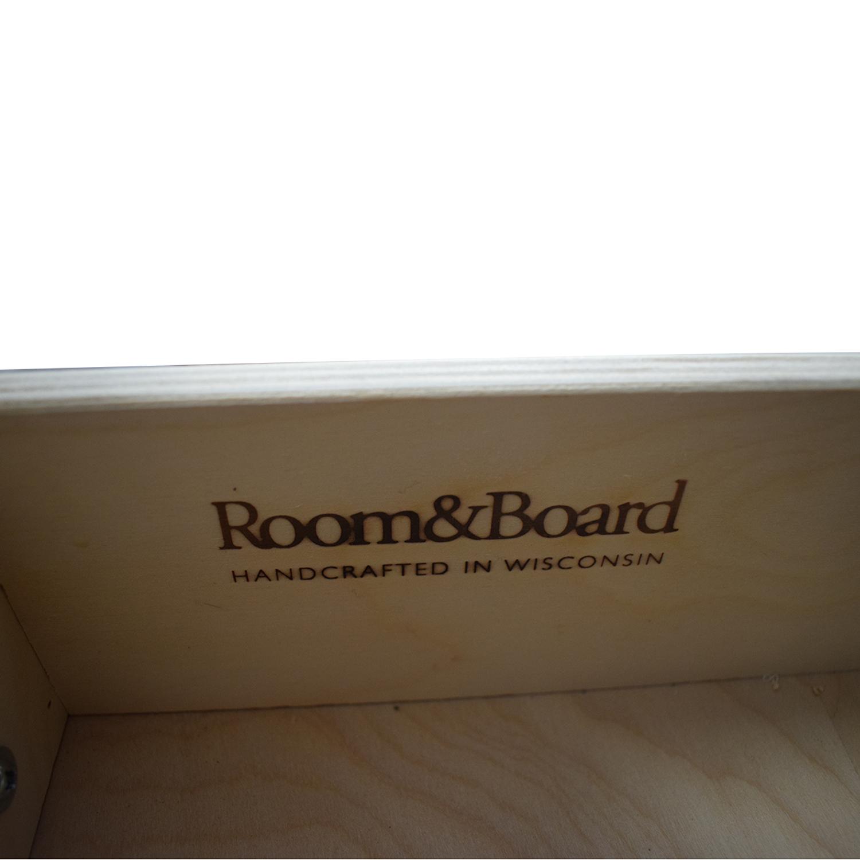 Room & Board Room & Board Linear Custom Modular Storage Armoire dimensions