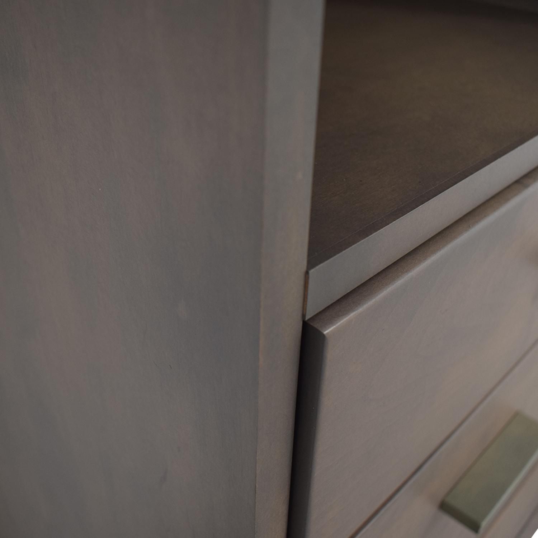 buy Room & Board Linear Custom Modular Storage Armoire Room & Board