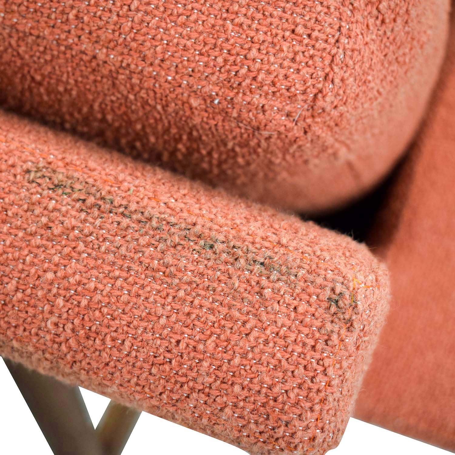Design Within Reach Design Within Reach Raleigh Paprika Two-Cushion Sofa Sofas