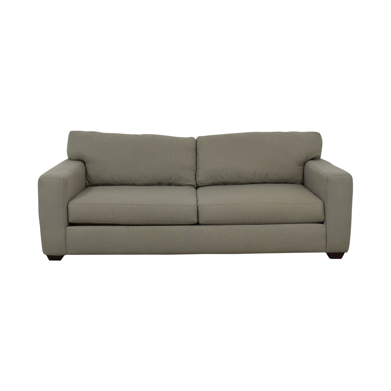 Wayfair Zoe Custom Upholstered Sofa