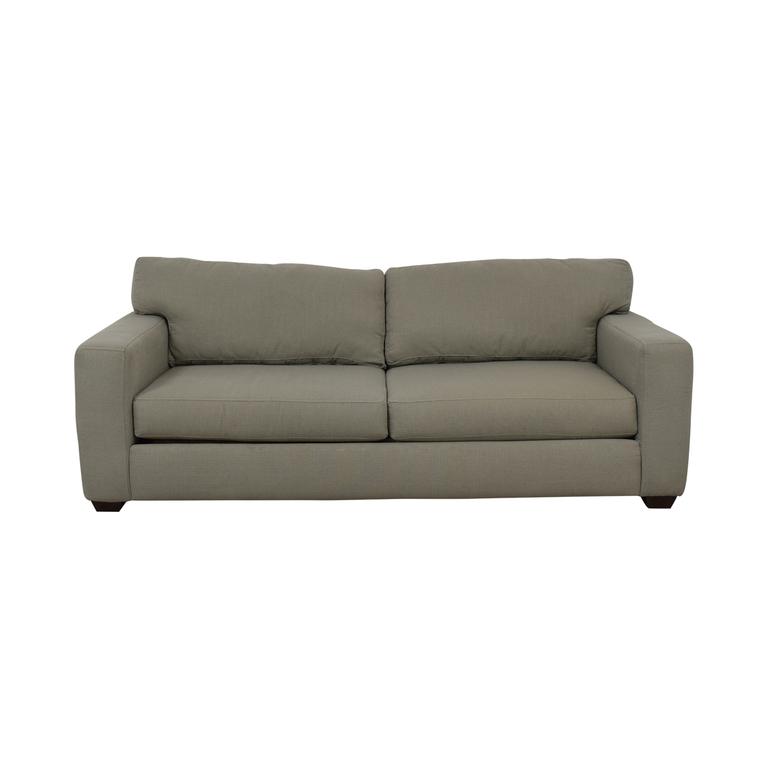 Wayfair Wayfair Zoe Custom Upholstered Sofa second hand