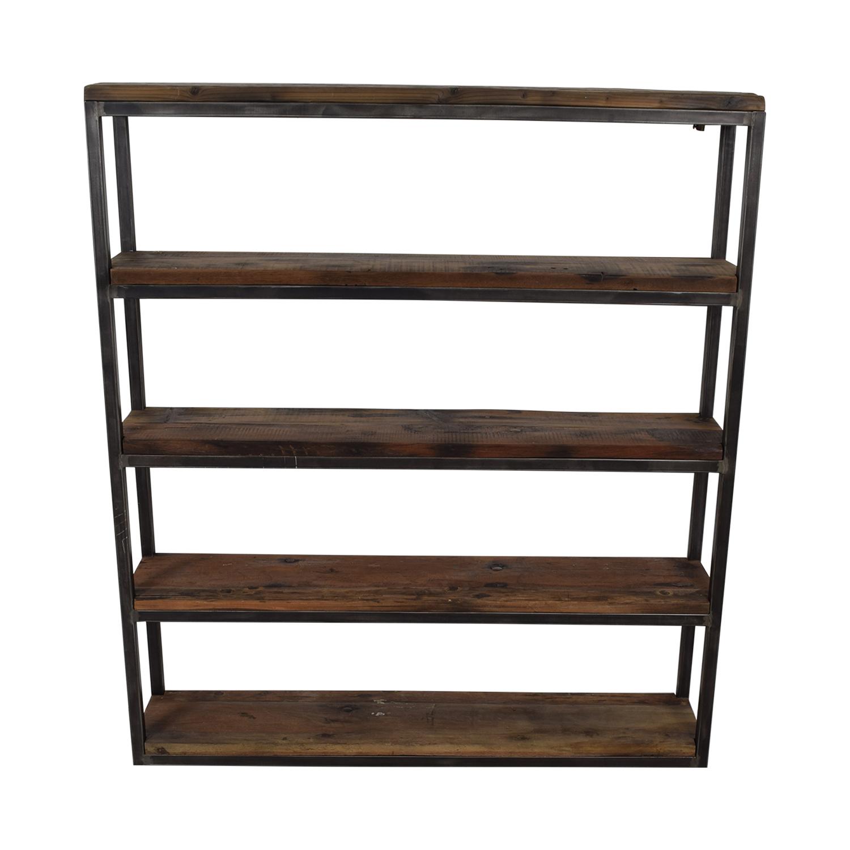Hudson Goods Reclaimed Wood Bookshelf / Storage