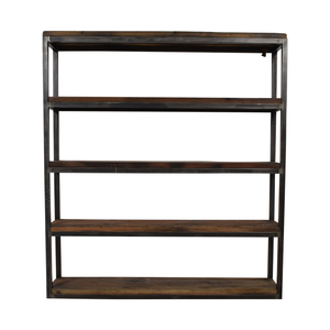 Hudson Goods Reclaimed Wood Bookshelf / Storage