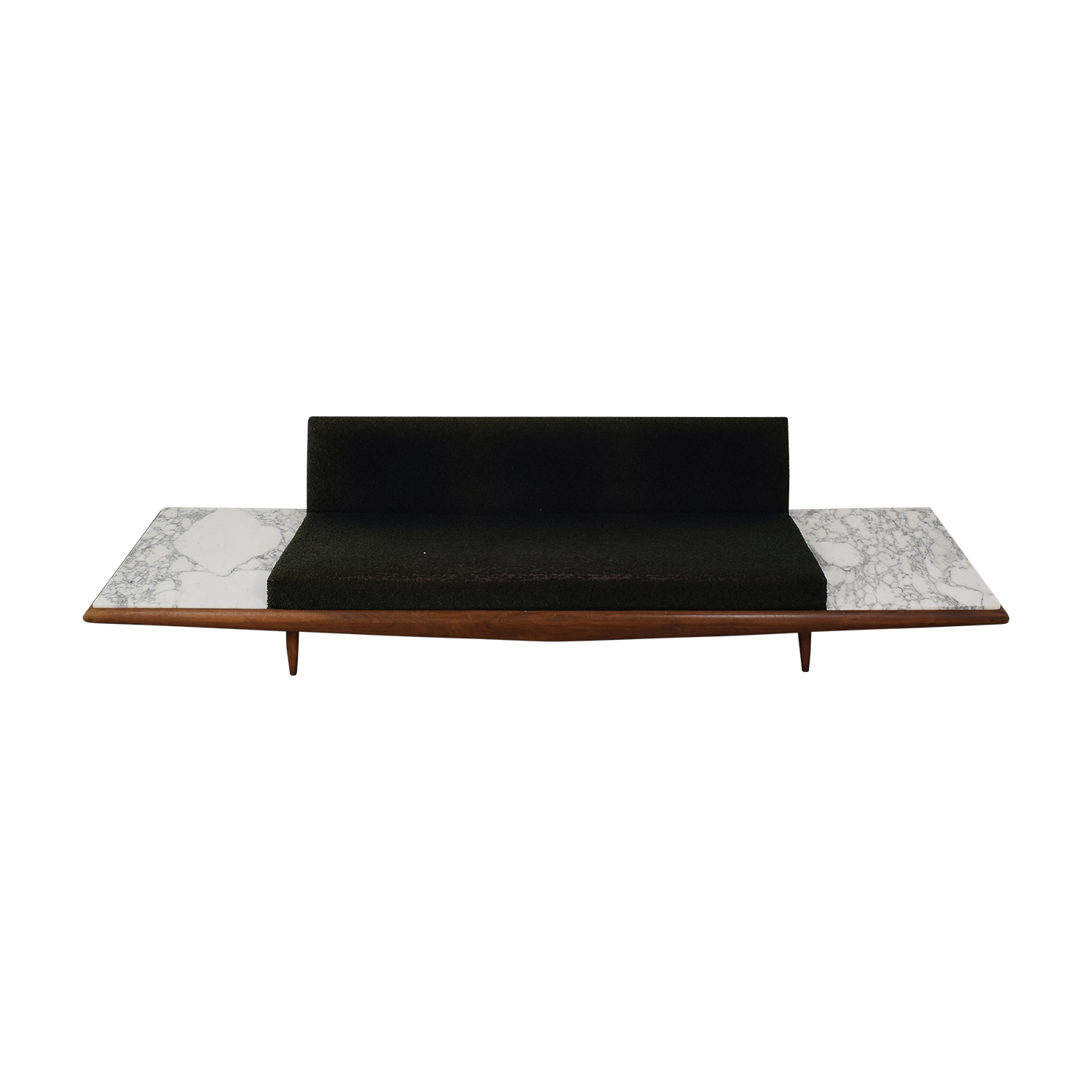 Awe Inspiring 75 Off Craft Associates Craft Associates By Adrian Pearsall Floating Platform Sofa With Carrara Marble Side Tables Sofas Caraccident5 Cool Chair Designs And Ideas Caraccident5Info