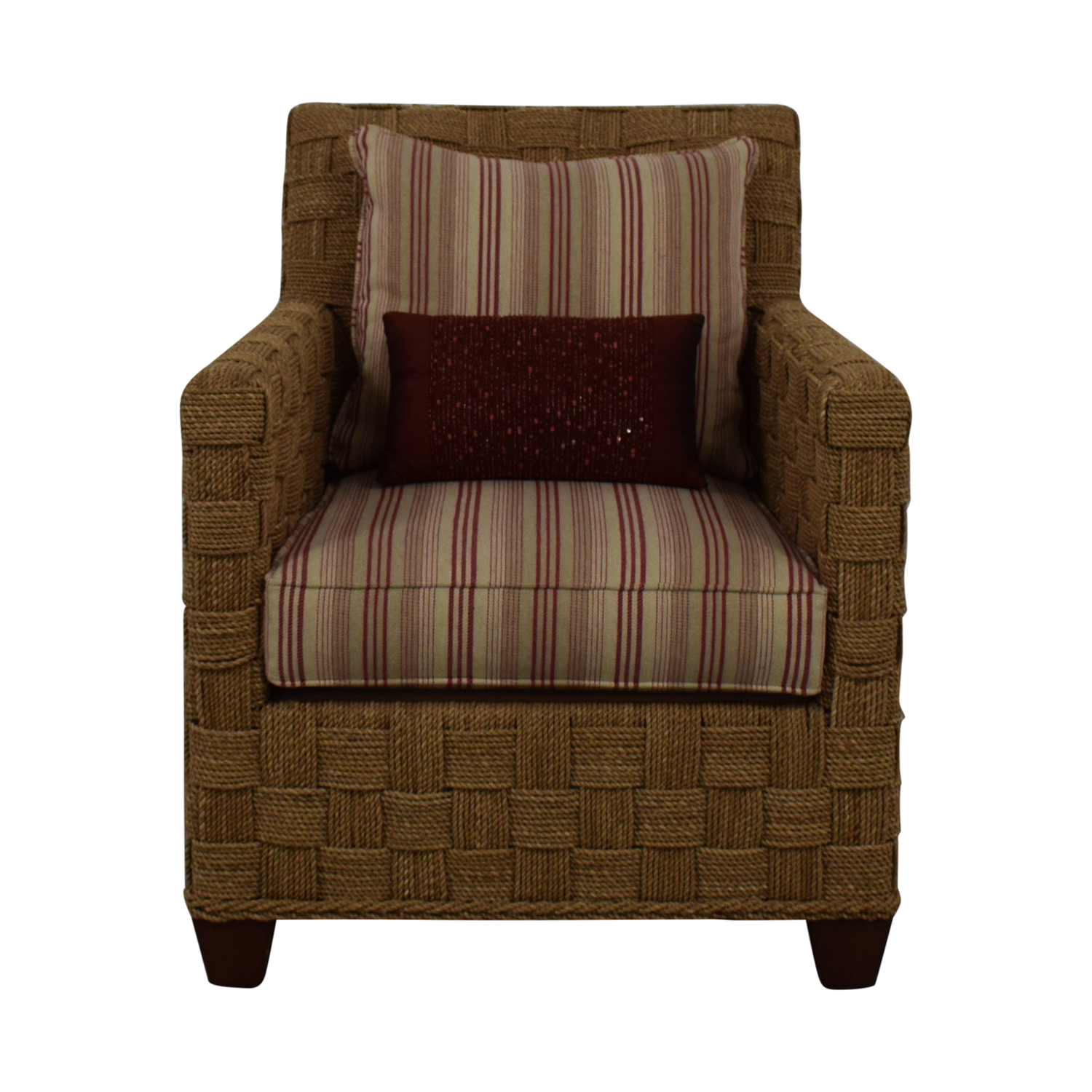 Ethan Allen Balta Accent Chair / Accent Chairs