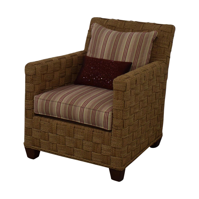 Ethan Allen Balta Accent Chair / Chairs