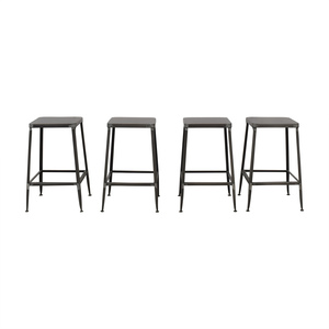 CB2 CB2 Flint Steel Counter Stools price
