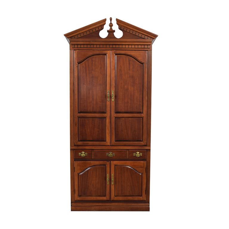 Vintage Armoire Storage