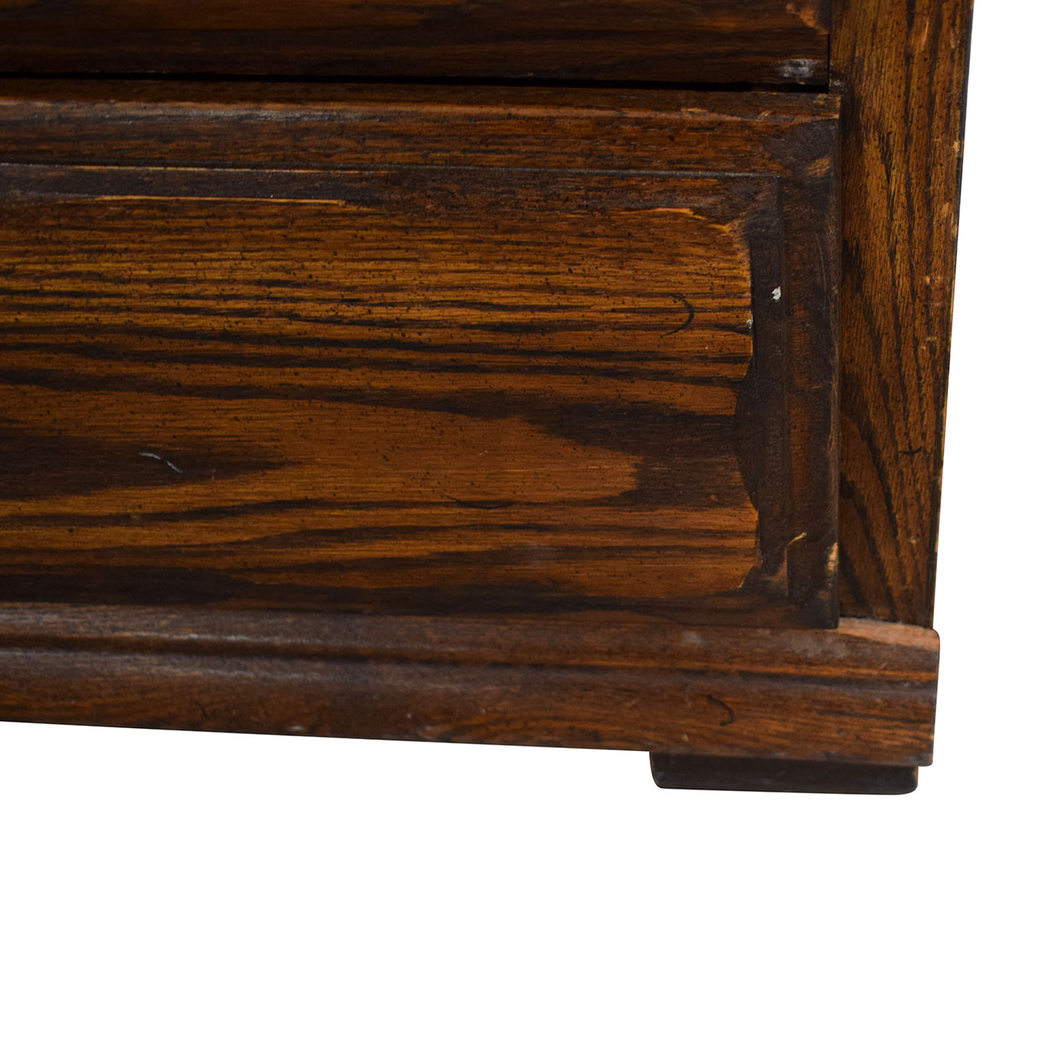 Wood Cabinet Hutch with Three Drawers price