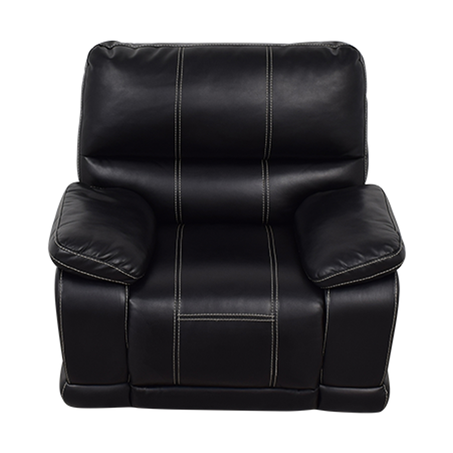 Klaussner Klaussner Black Reclining Chair price