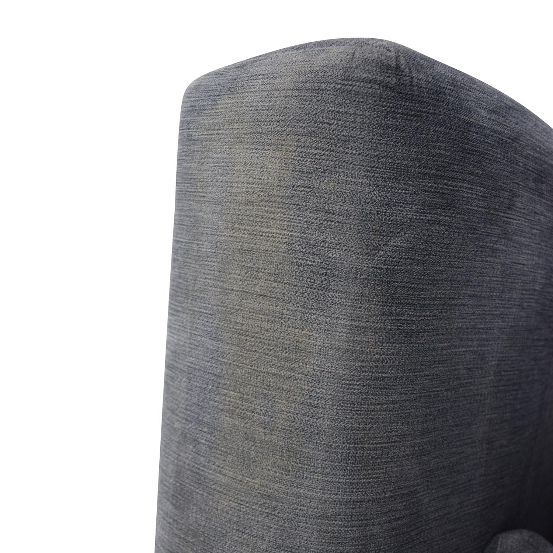 Macy's Kenton Fabric Loveseat sale