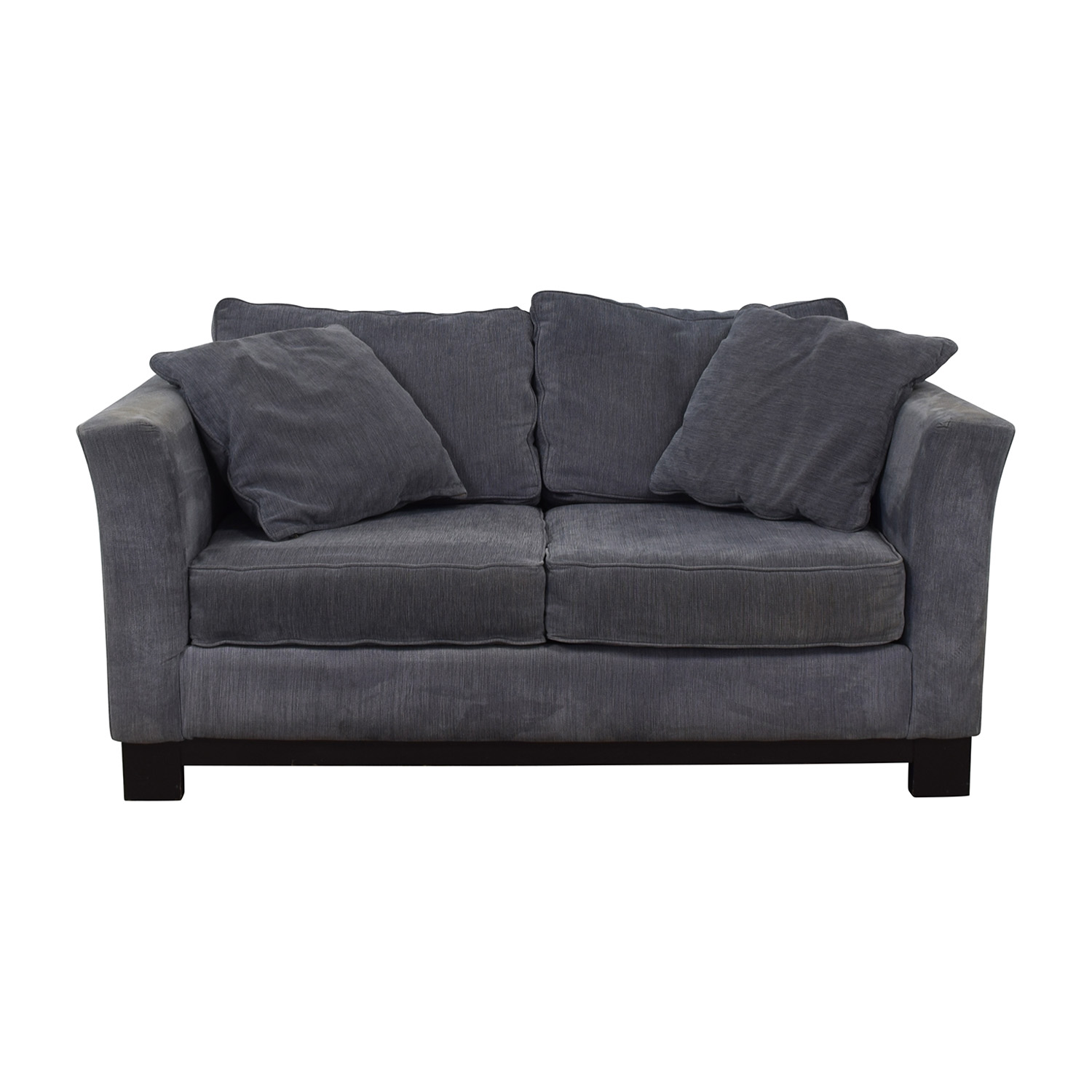 Macy's Macy's Kenton Fabric Loveseat nj