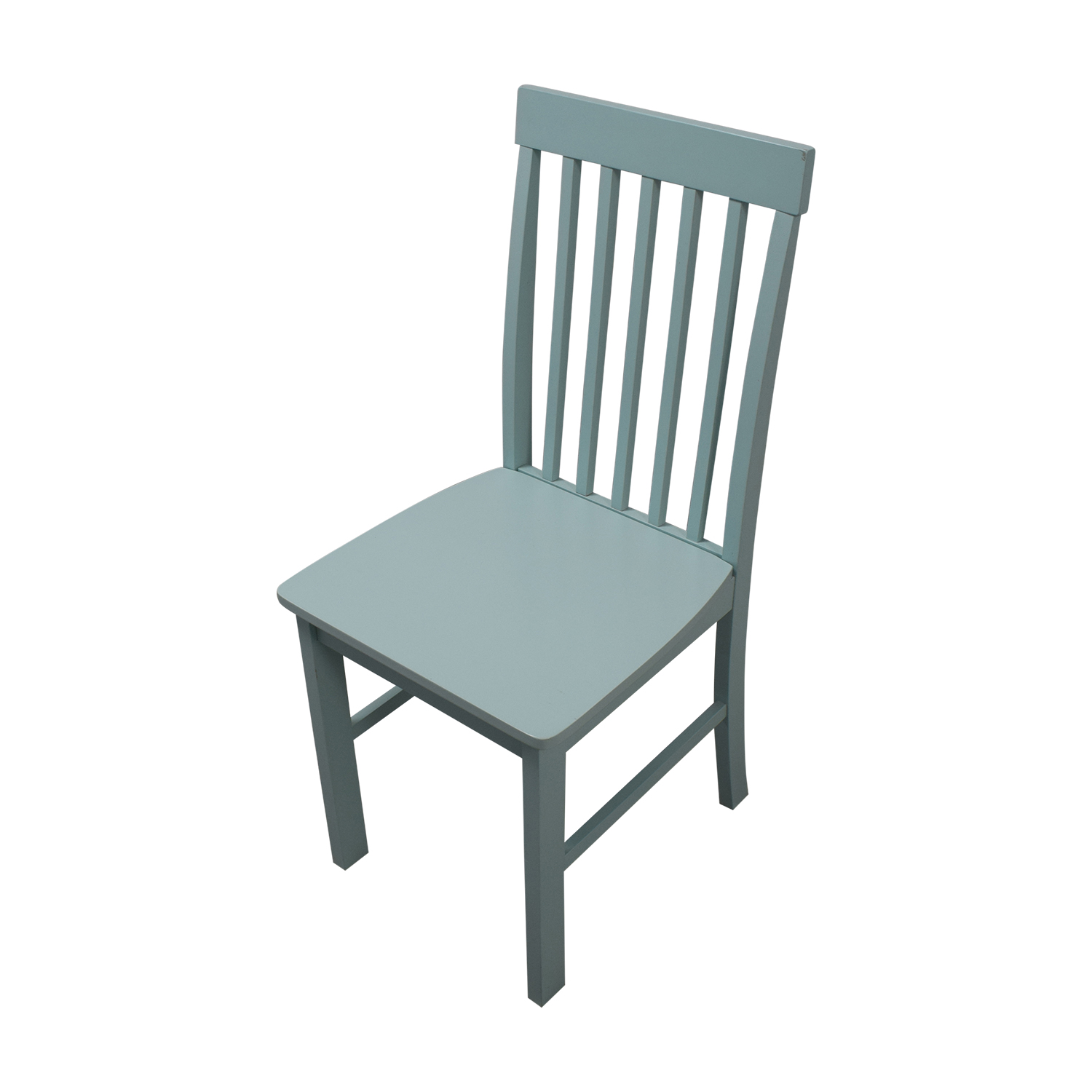 shop Light Blue Wood Chairs  Chairs