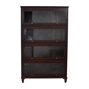 Ethan Allen Ethan Allen Marshall Barrister Bookcase for sale