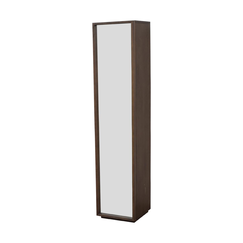 shop CB2 Reflection Bath Cabinet CB2 Storage