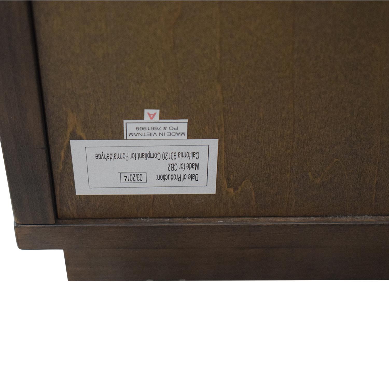 shop CB2 CB2 Reflection Bath Cabinet online