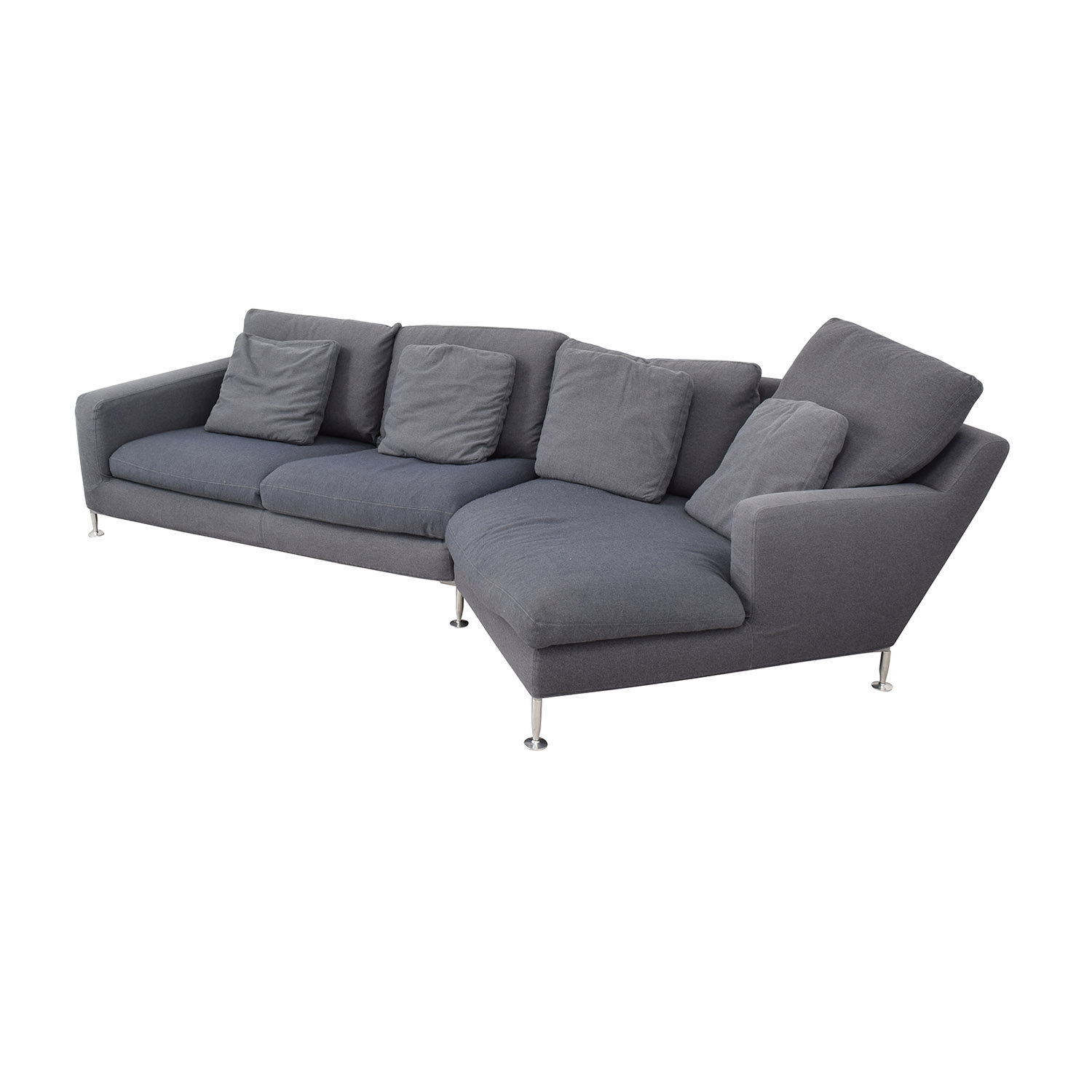 shop B&B Italia Harry Sectional B&B Italia Classic Sofas