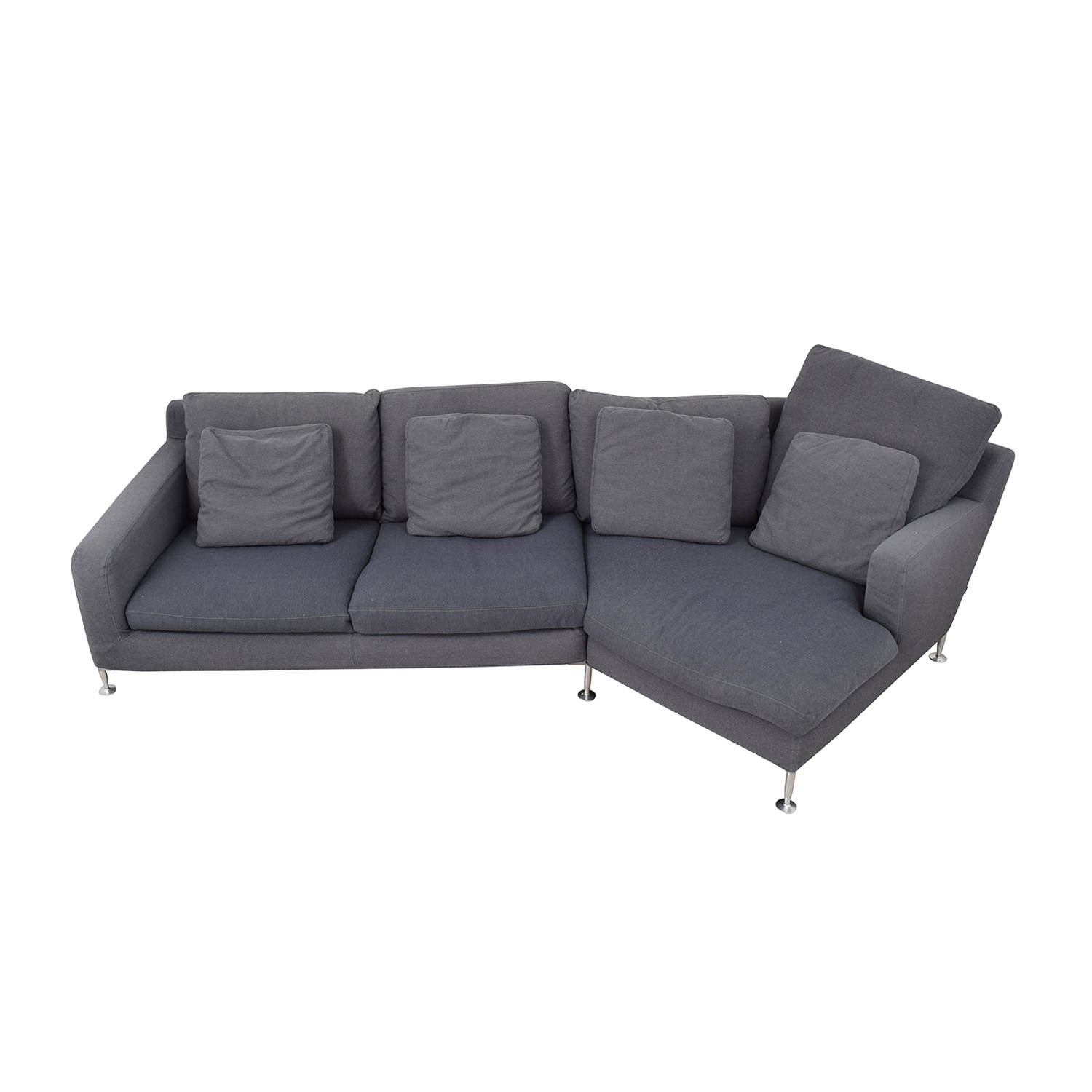 shop B&B Italia Harry Sectional B&B Italia Sofas