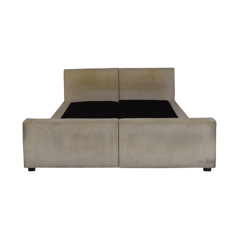Minotti Minotti King Bed Frame discount