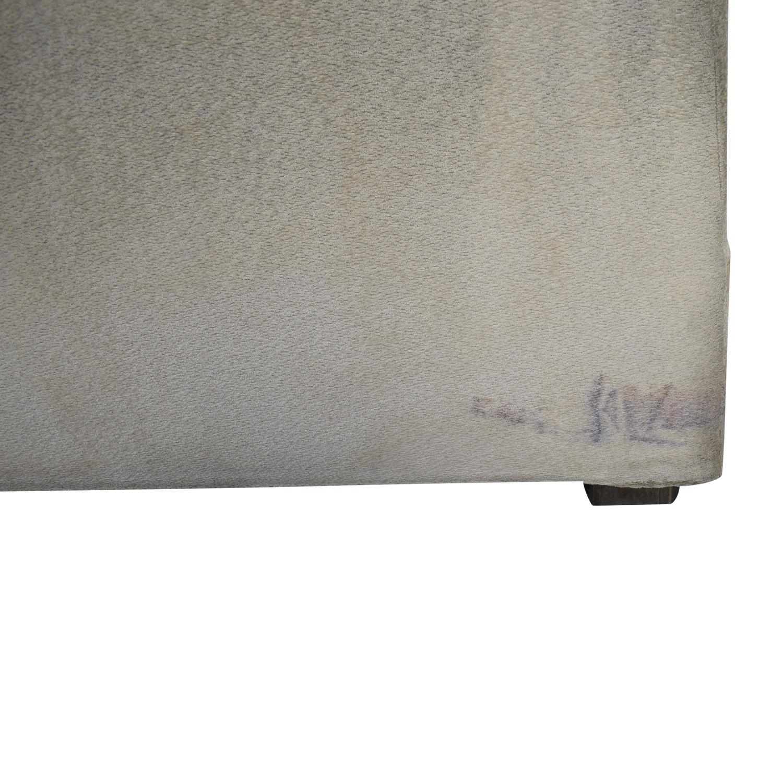 shop Minotti Minotti King Bed Frame online
